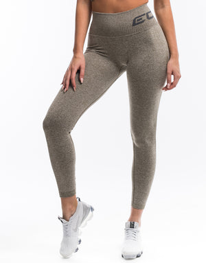 Arise Scrunch Leggings - Khaki