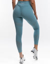 Echt Enforce Scrunch Leggings - Cameo Blue