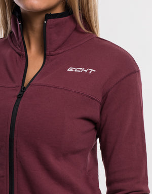 Echt Core Zip-Up - Apple