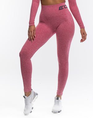 Arise Comfort Leggings - Pink