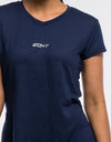 Echt Flex Tee - Navy Stripe
