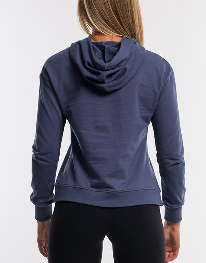 Echt Storm Lifestyle Hoodie - Blue