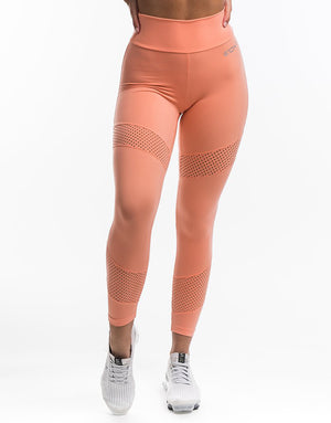 Echt Enforce Leggings - Papaya