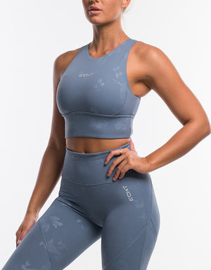 Echt Advance Bra - Citadel Blue