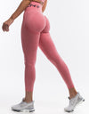 Arise Scrunch Leggings - Rose