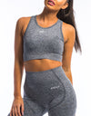Arise Crop Top - Charcoal