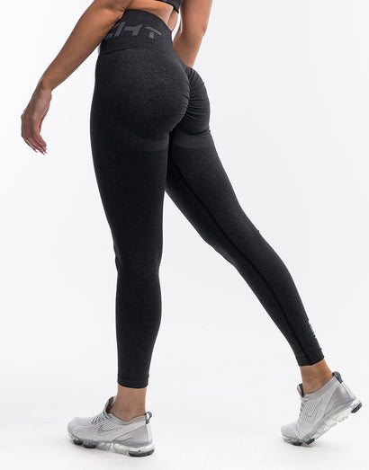Arise Scrunch Leggings - Pirate Black