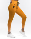 Ladies Tapered Joggers - Blazing
