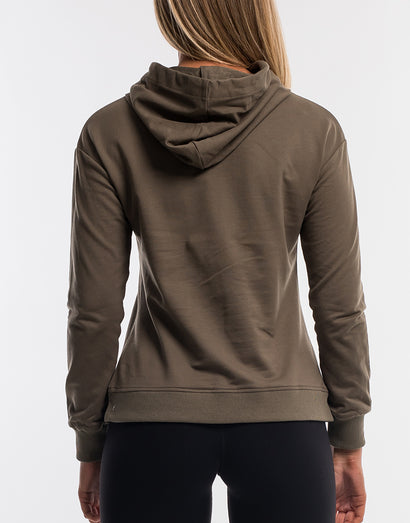 Echt Storm Lifestyle Hoodie - Olive