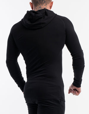 Echt Force Zip-Up - Black