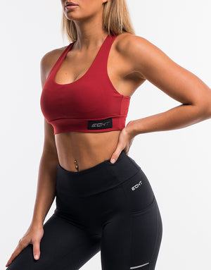 Echt Guard Sportsbra - Burgundy