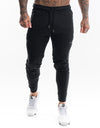 Echt Tapered Joggers V3 - Black