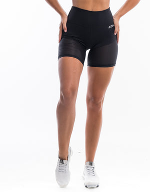 Echt Sock Shorts - Black