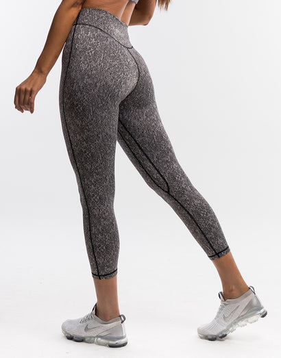 Echt Hana Leggings - Black Marl