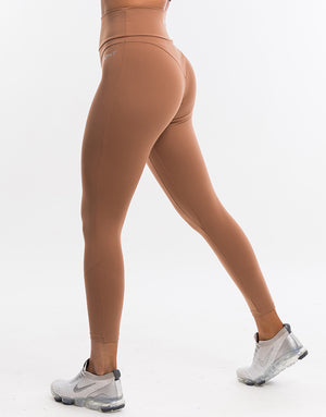 Echt Tempo Leggings - Latte