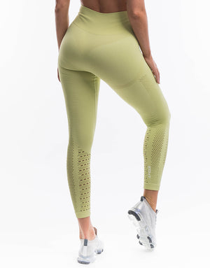 Arise Prime Leggings - Lime