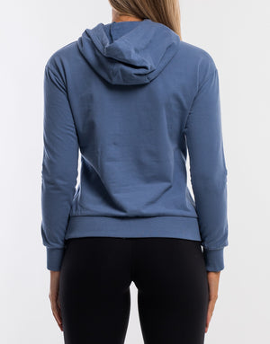 Echt Essentials Hoodie - Moonlight Blue