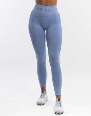 Arise Pure Leggings - Bel Air Blue