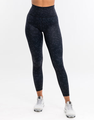 Echt Avant Scrunch Leggings - Black