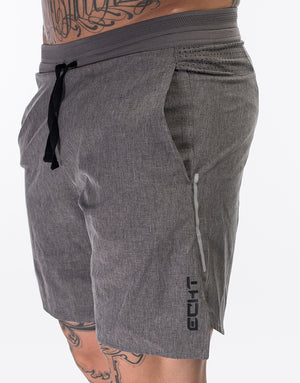 Echt Power Shorts - Heather