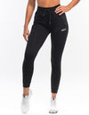 Ladies Tapered Joggers - Black