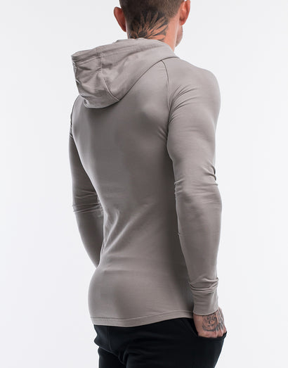 Echt Synth Zip-Up - Flint