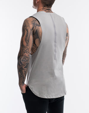 Echt Synth Muscle Top - Flint