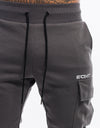 Echt Pure Joggers - Dark Grey