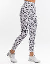 Echt Avant Scrunch Leggings - White