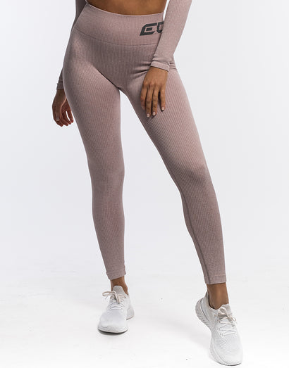Arise Comfort Leggings - Mauve