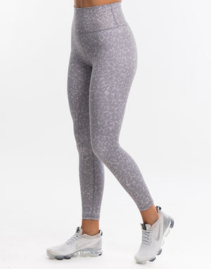 Wild Scrunch Leggings - Grey