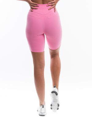 Echt Inbound Bike Shorts - Pink