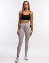 Ladies Tapered Joggers V2 - Cloud