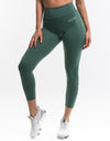 Echt Tempo Leggings - Pine Green