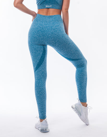 Arise Leggings V2 - Sky Blue