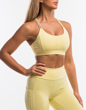 Echt Purpose Sportsbra - Lemonade
