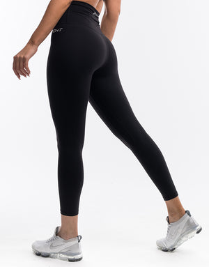 Echt Range Leggings V2 - Black