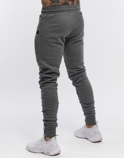 Echt Core Joggers - Heather Charcoal