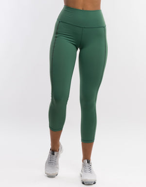 Echt Airify Leggings - Hedge Green