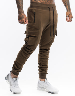 Echt Pure Joggers - Olive