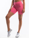 Echt Force Scrunch Bike Shorts - Bubblegum
