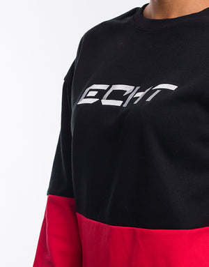 Echt Air Jumper - Black/Red