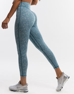 Echt Hana Leggings - Pagoda Blue