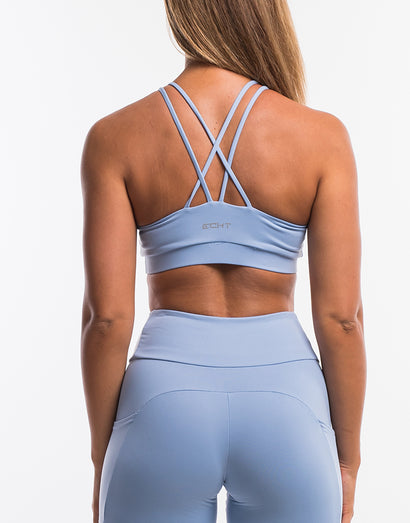 Echt Purpose Sportsbra - Bel Air Blue