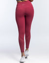 Echt Elite Leggings - Earth Red