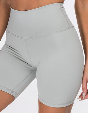 Echt Force Scrunch Bike Shorts - Nimbus