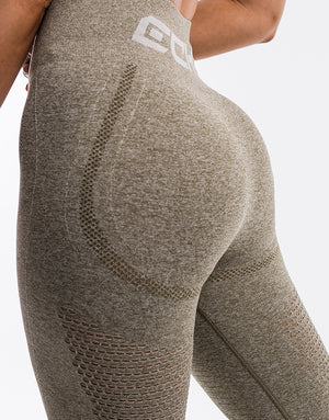 Arise Leggings - Khaki