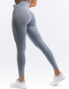 Echt Force Scrunch Leggings - Soft Slate