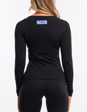 On The Fly Long Sleeve - Black