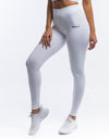 Force Lifestyle Leggings - White